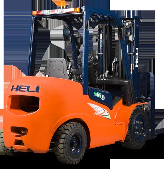 CLS Heli Forklift