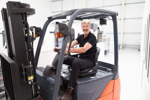 Forklift rentals and lease