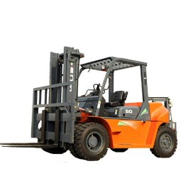 G Series Diesel Pneumatic Tire Forklift 11000-22000 lbs